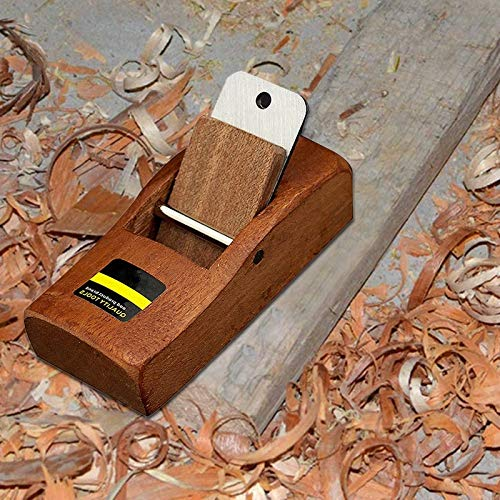 N/A LKMiniskirt Hand Planer Wood Planer Easy Clipping Edge Woodworking Tools