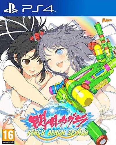 Senran Kagura: Peach Beach Splash - PlayStation 4 [Edizione: Spagna]