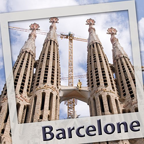 Barcelone. L'audioguide cover art