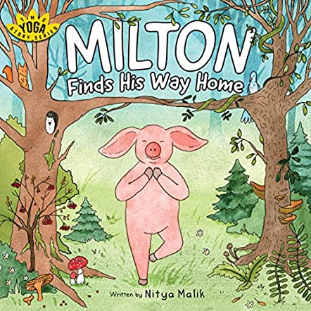 Milton Finds His Way Home