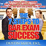 Bargain Audio Book - The 7 Steps to Bar Exam Success