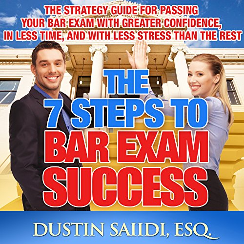 The 7 Steps to Bar Exam Success cover art
