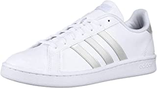 womens Grand Court Tennis Shoe, Ftwr White/ Ftwr White/...