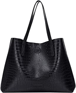 CLAUDIA CANOVA Ophelia Womens Shopper Black