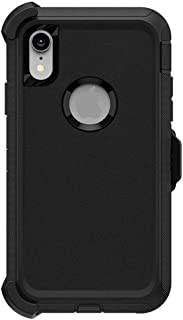 Genuine for OtterBox Defender Series Case for iPhone XR, Black