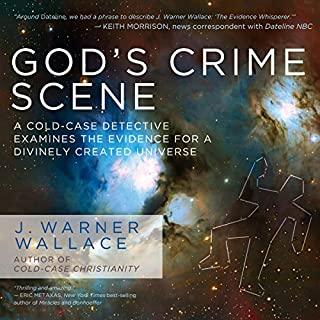 God's Crime Scene cover art