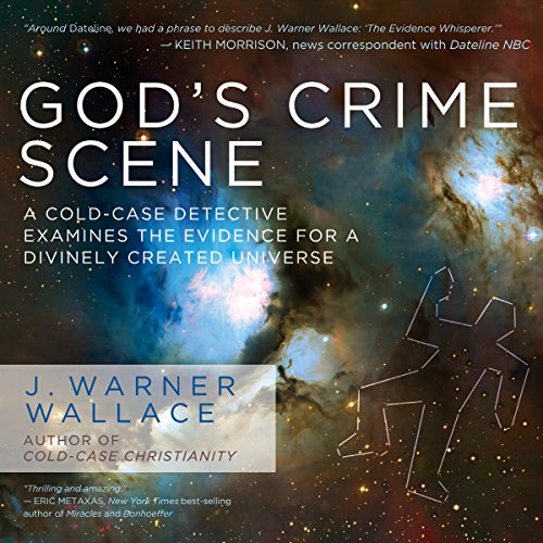 God's Crime Scene audiobook cover art