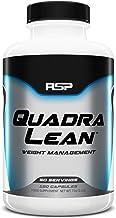 RSP Nutrition QuadraLean – Stimulant Free Weight Management Metabolism Booster Energy Appetite Support – CLA L-Carnitine Non-Stim Formula 50 Servings Estimated Price : £ 18,99