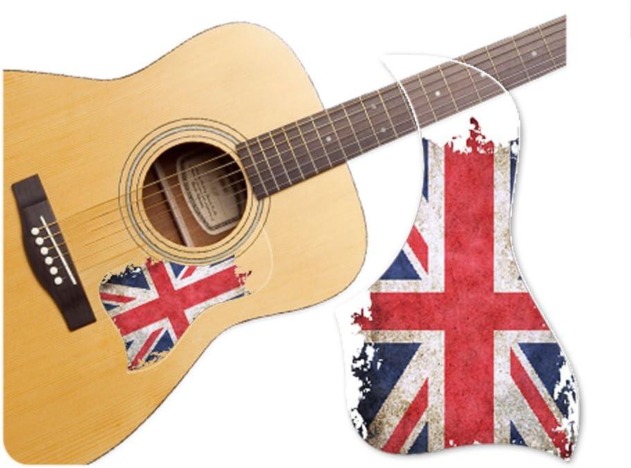Healingshield Premium Acoustic Guitar Type Pickguard Super Special SALE held Style Super special price Union
