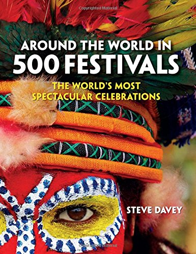 Image OfAround The World In 500 Festivals (Culture Smart) Idioma Inglés