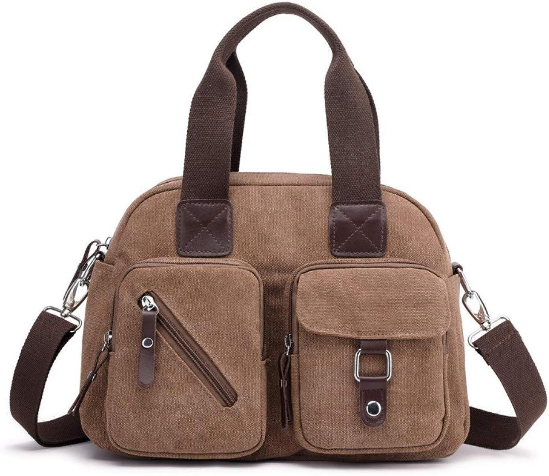 7f4001aa40fe Shoulder Bag,Women Retro Canvas Handbag,CrossBody Bag Female Fashion ...