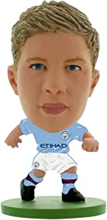 Soccerstarz Soc985 Man City Kevin De Bruyne Home Kit (2018 Version)/figures