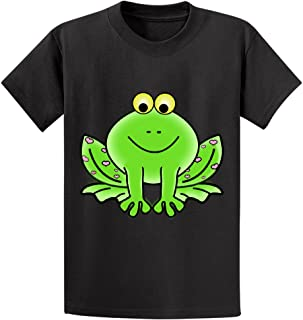 Moonflow Frog Prince Kids Short Sleeve