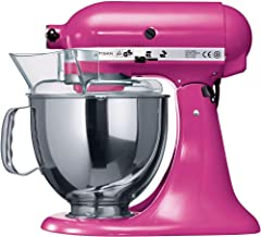KitchenAid Artisan 4.8L 300W Stand Mixer-Cranberry (Model:5KSM150PSBCB)