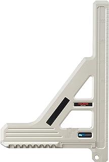 タジマ(Tajima) 丸鋸ガイド フロア90 マグネシウム 長さ340mm MRG-F90M