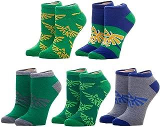 Legend of Zelda Socks Zelda Ankle Socks Legend of Zelda Accessories - Zelda Socks Legend of Zelda