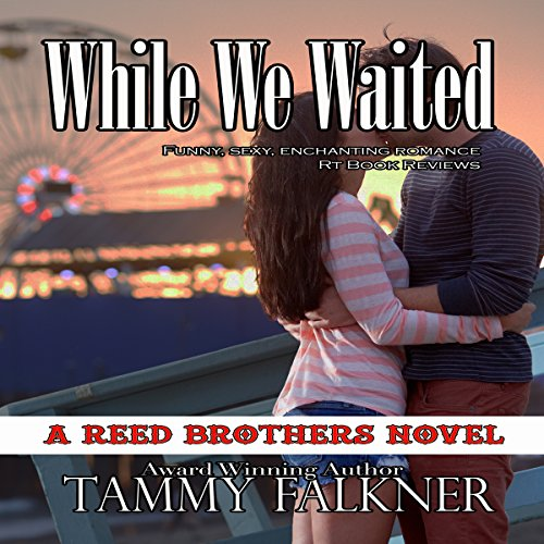 While We Waited audiobook cover art