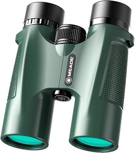 QYSZYG Zoom Jumelles imperméables 10x42 Haute Puissance HD Faible luminosité Vision Nocturne Télescope (Taille   10x42)