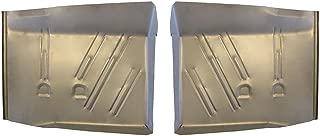 Motor City Sheet Metal - Works With 1955 1956 1957 CHEVY Bel Air 150 & 210 SERIES REAR FLOOR PANS NEW PAIR!!