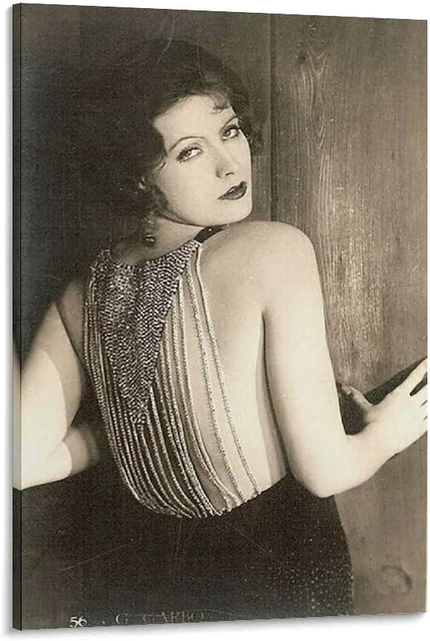 shopping Greta Garbo The trust Goddess of Temperament Photo Star Frame