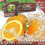 E JUICE - 100ml E Liquide Shake & Vape - Forest Orangez (Oranges non sucrées) - Eliquide Sans Nicotine