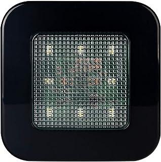 Garneck Luminária de LED com compartimento para porta-malas de carro, multifunções, portátil, mini luminária sensível ao t...