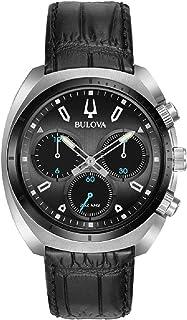 BULOVA (ブローバ) 98A155 カーブ CURV クロノグラフ CHRONOGRAPH メンズ [並行輸入品]