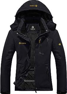 Women's Mountain Waterproof Ski Snow Jacket Winter...