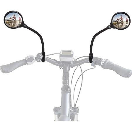 Fixation Bicyclette Vélo Rétroviseur Tuyau Ajustement Gauche//Droit 1 Paires