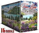 True Love Sweet Western Tales of Romance: 16 Books (Mega Box Set Series Book 15) (English Edition)