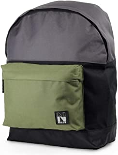 Nicce TARO084 Woven Strap Core Casual Backpack for Men - Multi Color
