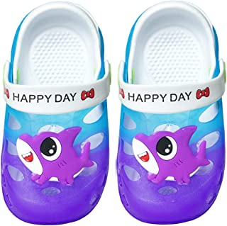 VIL Kids Cartoon Clogs Sandals 9 Months to 5 Years for Boys and Girls(Unisex)
