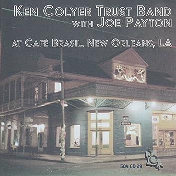 Ken Colyer Trust New Orleans Jazz Band at Cafe Brasil, New Orleans, La