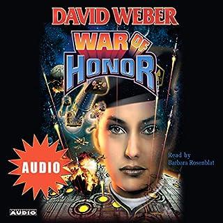 War of Honor audiobook cover art