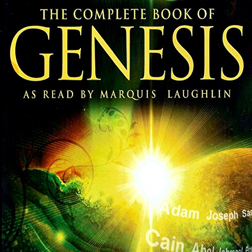 Genesis (English Standard Version) audiobook cover art