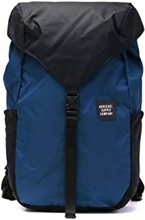 Herschel Supply Co. Men's Barlow Trail Backpack, Legion Blue/Black, One Size