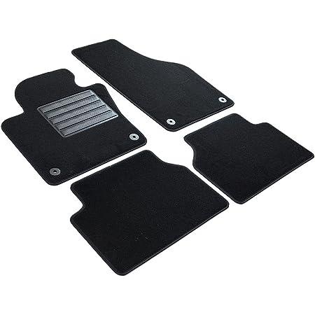 Kh Teile Fußmatten Passend Für Tiguan 5n Velours Automatte 4 Teilig Schwarz Auto