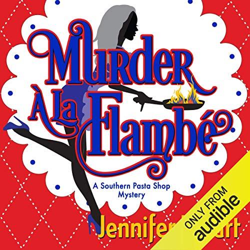 Murder á la Flambé cover art