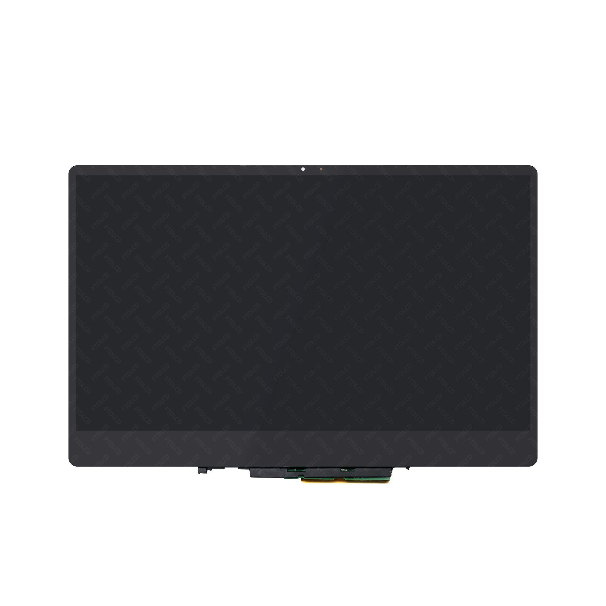 FTDLCD® Para DELL Inspiron 13 7386 13.3 Inch Digitalizador de LCD Pantalla Táctil FHD +Marco B133HAN06.2 Repuesto Asamblea 1920x1080: Amazon.es: Electrónica
