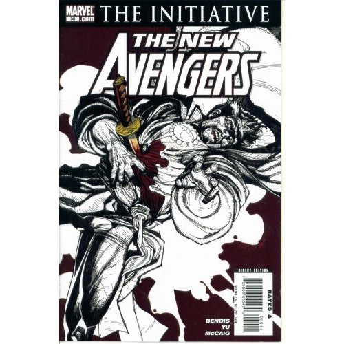 NEW AVENGERS #30 CWI (THE NEW AVENGERS, VOLUME ONE)