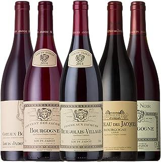 ブルゴーニュ名門ワイナリー「ルイ・ジャド」赤ワイン5本セット 瓶 [ 750ml×5本 ]