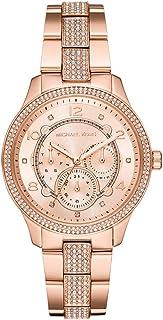 Michael Kors Women's MK6614 Analog Quartz Rose Gold Watch