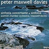 Maxwell Davies : Symphonies.