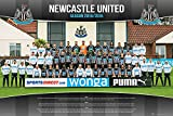 Fußball - Poster - Newcastle United - Team Photo 14/15 +