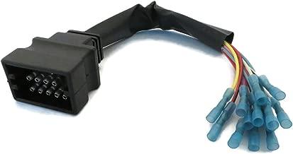 Snow Plow Wiring Harness Repair Kit (Plow Side) MSC04754 for Boss Snowplow Blade