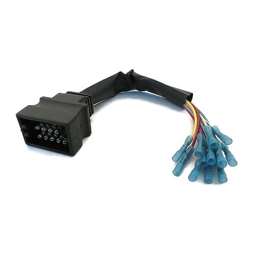 Snow Plow Wiring Harness Repair Kit Side Msc04754 For Boss Snowplow Blade