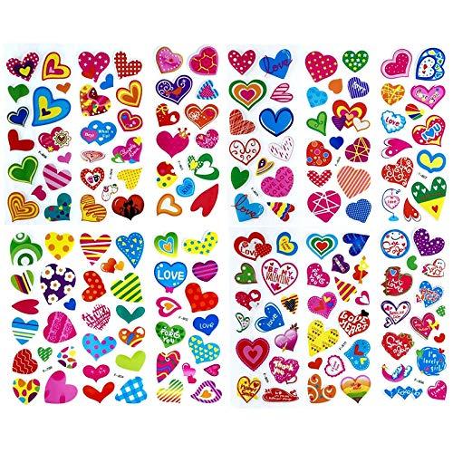 12 fogli adesivo cartone animato giocattoli per Bambini 3D carino bolla PVC FAI da te Scrapbook Notebook Diario adesivi decorazione Laptop Etichetta