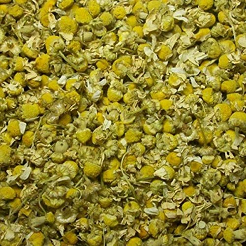 SABOREATE Y CAFE THE FLAVOUR SHOP Manzanilla Superior En Flor Origen Europea. Infusión Natural Digestiva Adelgazante 1 kg