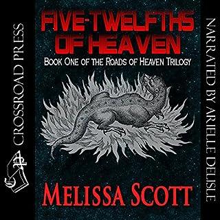 Five Twelfths of Heaven audiobook cover art