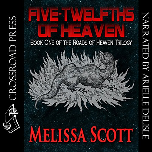 Five Twelfths of Heaven audiobook cover art